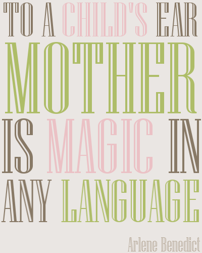Mom Magic | Inspirational Quotes - Mom At Last